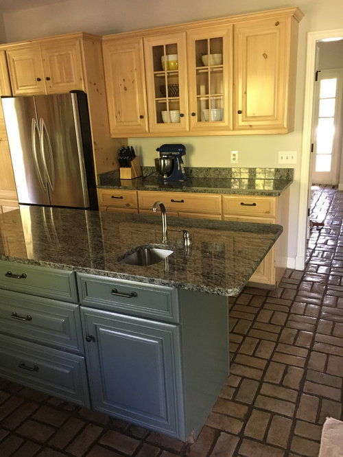 What Color To Paint Kitchen Island