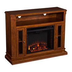 Henson Media Fireplace