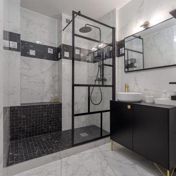 VIGNES - Un appartement parisien fonctionnel qui gagne en cachet