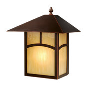 """Mission 11"""" Outdoor Wall Light"""