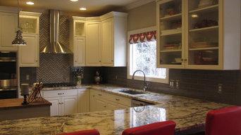 Boise River Kitchen remodel