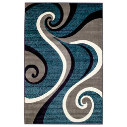 Contemporary Area Rugs by Rug and Decor Inc.