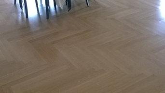 pavimento legno massello