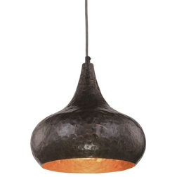 Rustic Pendant Lighting by Elegant Furniture & Lighting