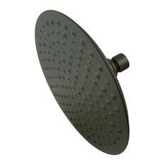 """Kingston Brass Victorian 8"""" Shower Head, Oil Rubbed Bronze"""