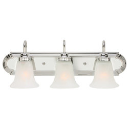 Awesome Transitional Bathroom Vanity Lighting by Golden Lighting