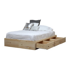 50 Most Popular Platform Beds With Drawers For 2019 Houzz