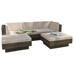 Transitional Outdoor Lounge Sets by CorLiving