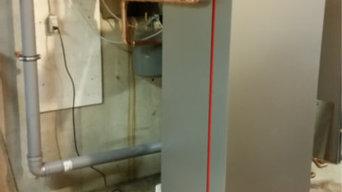 Boiler upgrade - Viessmann Vitocrossal CU3A