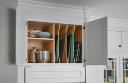Medallion Cabinets | Tray Dividers and Partition