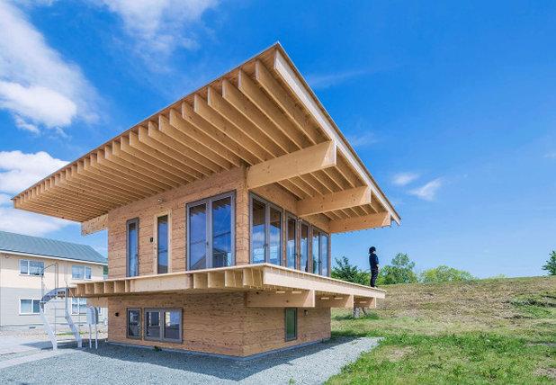 by Jun Igarashi Architects / 株式会社五十嵐淳建築設計事務所