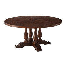 Theodore Alexander Castle Bromwich Country Heirloom Dining Table