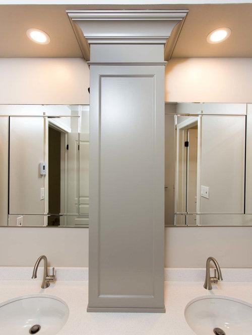 Kids shared bathroom redesign for Bathroom redesigns