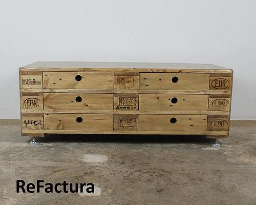 Palettenmöbel / Möbel aus Europaletten