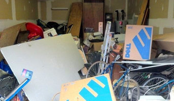 Residential Garage Clean Out