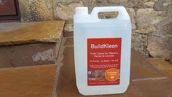 Eco Friendly Exterior Cleaning Chemicals for Natural Stone & Ceramics