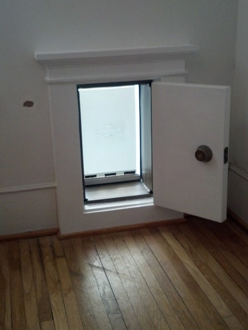 Custom Dog Door Houzz