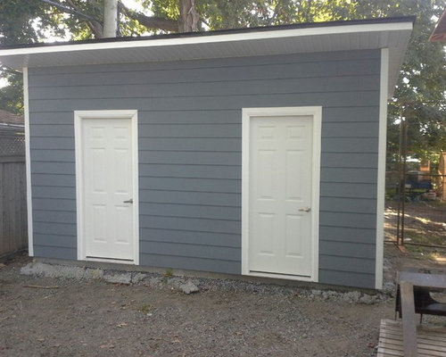 SHED JAMES HARDIE FIBER CEMENT SIDING OTTAWA ON
