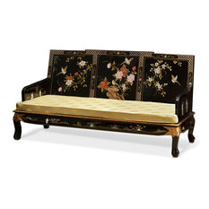 Charmant Hand Painted Grand Imperial Sofa Couch With Cushion