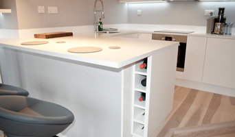 Kitchen in Bow, London