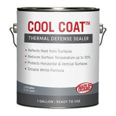 Cool Coat™ Acrylic Thermal Defense Sealer, White, 1 Gallon