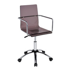 Acrylic Office Chairs Houzz