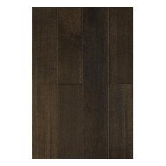 East West Furniture Sango Premier Wood Flooring With Shadow Grey SP-5OH05