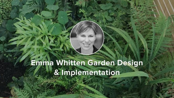 Company Highlight Video by Emma Whitten Garden Design & Implementation