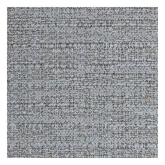 Deluxe Roman Shades Plain Fold, 53Wx92H Captiva Drizzle