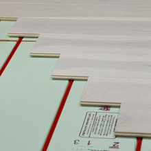 Wide Plank Floors and Radiant Heat