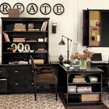 Modern  Home Office Designs | Home Office Decor | - Ballard Designs