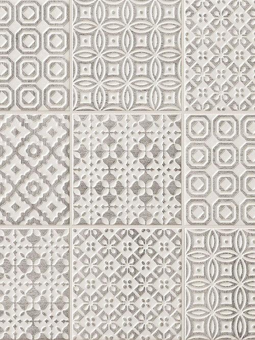 Batik Deco Peltro - Wall & Floor Tiles