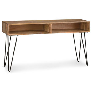 Hunter Natural Mango Wood Console Table
