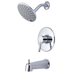 Contemporary Tub And Shower Faucet Sets by Pioneer Industries, Inc.