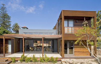 My houzz german prefab home in the colorado mountains - German prefab homes grand designs ...