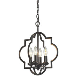 Mediterranean Pendant Lighting by ELK Group International