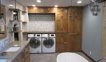 Master Bathroom Suite + Laundry