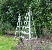The Wooden Garden Obelisk Company Ipswich Suffolk Uk Ip6 9dd Houzz