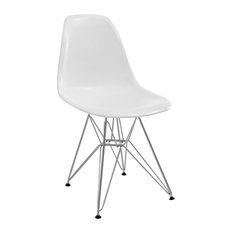 Paris Dining Side Chair, White