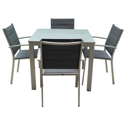 Contemporary Outdoor Dining Sets by Courtyard Casual
