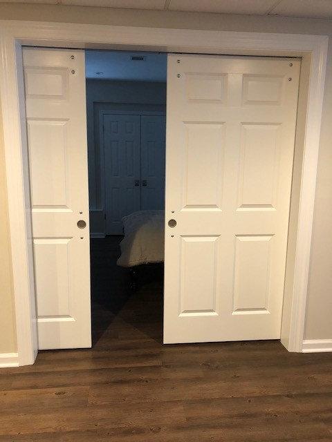 Barn Door install-Basking Ridge