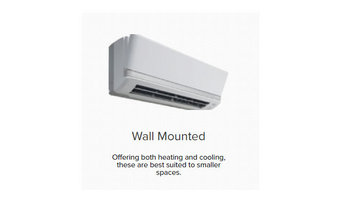 Wall Mounted Air Conditioning Systems