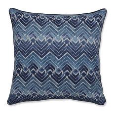 """Pillow Perfect Zen Blend Indigo 25"""" Floor Pillow"""