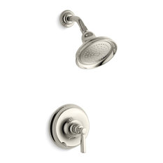 Kohler Bancroft Rite-Temp Shower Valve Trim, Vibrant Polished Nickel