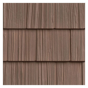 7 Quot X60 75 Quot Staggered Shake Traditional Siding And Stone