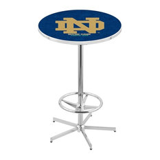 Notre Dame ND Pub Table by Holland Bar Stool Company