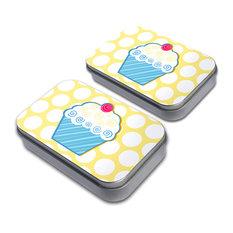 Tasty Cupcake Tin Set