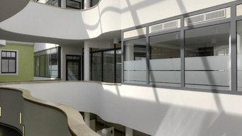 Bauprojekt Sparkassenhaus Erich Heckel Döbeln