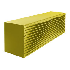 Horm Tide Chest of Drawers, Yellow