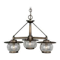 vaxcel jamestown 3light chandelier chandeliers - Nautical Chandelier